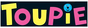 Logo du magazine Toupie