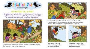 Éliot et Zoé - Toupie Magazine