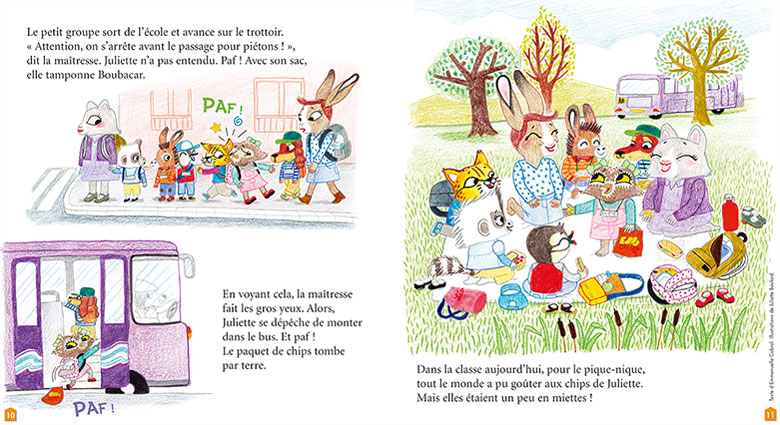 maternelle magazine enfant