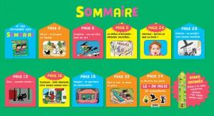 sommaire magazine toupie