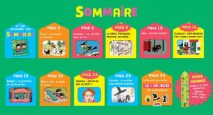 sommaire Toupie magazine abonnement