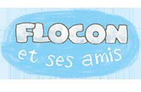 Flocon et ses amis dans Toupie Magazine