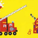 Angele camion pompier concours dessins