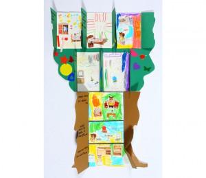 Anouk dessin enfant concours maternelle