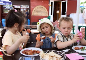 Cantine scolaire maternelle alimentation