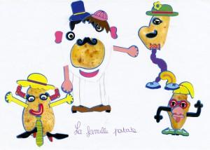 Celestine dessin enfant concours maternelle