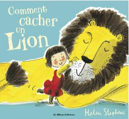 Comment cacher un lion enfant