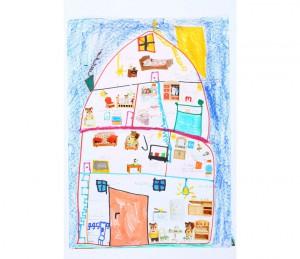 Ecole Levignac dessin enfant concours maternelle