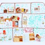 Eileen dessin enfant concours maternelle