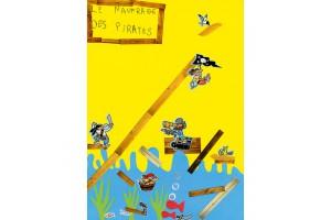 Emilie dessin bateau pirate enfant concours