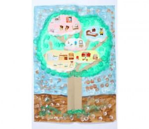 Estelle dessin enfant concours maternelle