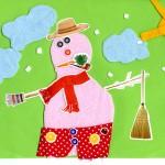 Layla dessin enfant concours maternelle