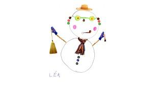 Lea dessin enfant concours maternelle
