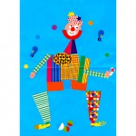 Nathan clown dessin concours
