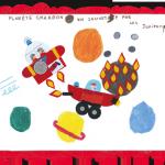 Raphael camion pompier concours dessins