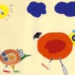 Samuel oeuf concours dessin
