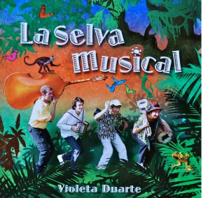 Violeta Duarte musique enfant maternelle