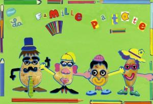 Yanis dessin enfant concours maternelle