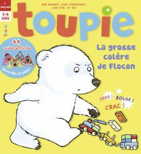 Toupie magazine n° 369 juin 2016