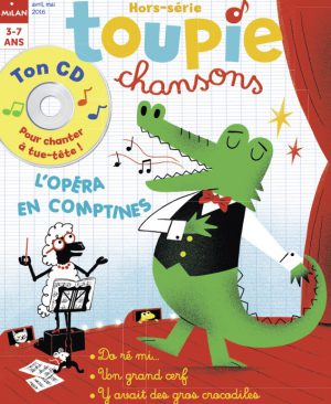 Toupie chansons sommaire avril mai 2016