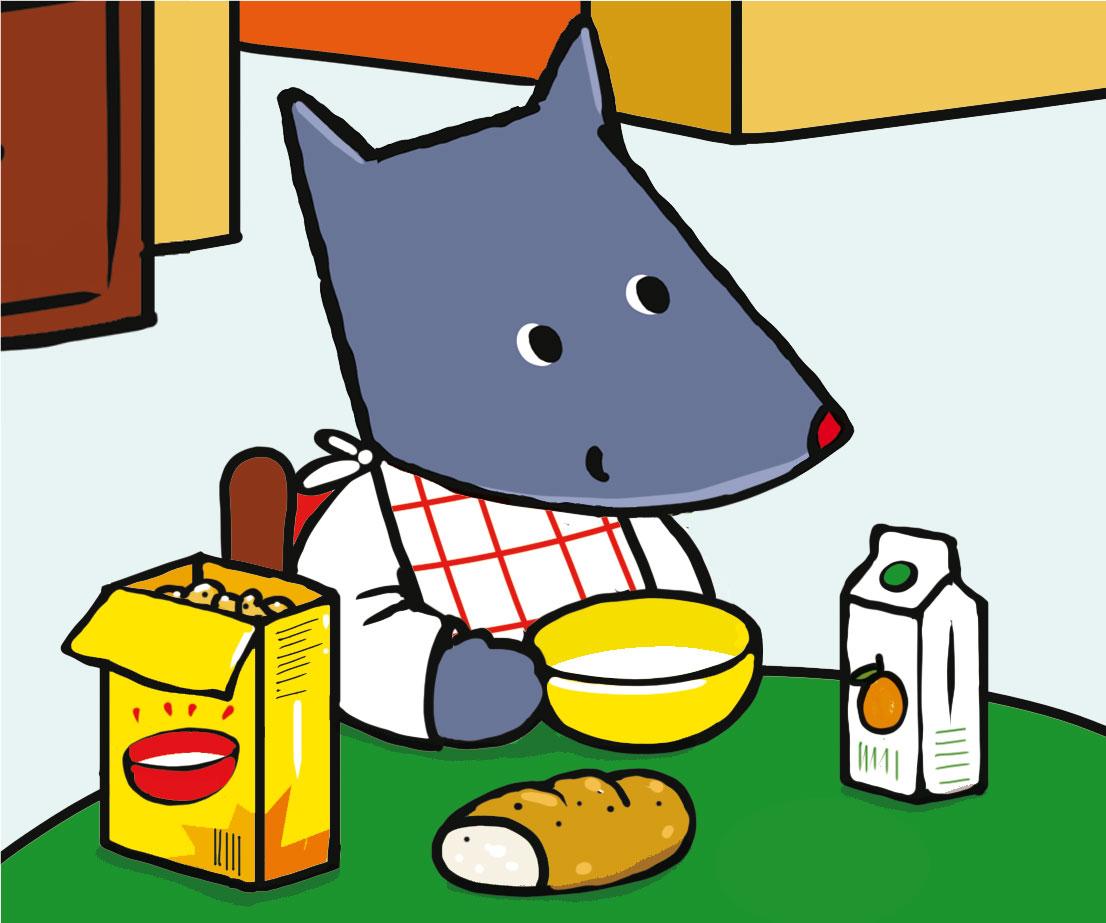 petit dejeuner tiloulou