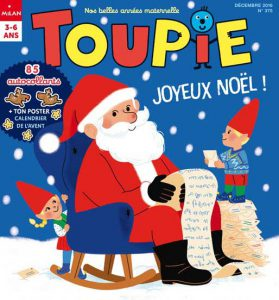 Joyeux Noël avec Toupie ! Décembre 2016
