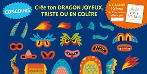 Concours Toupie créé ton dragon