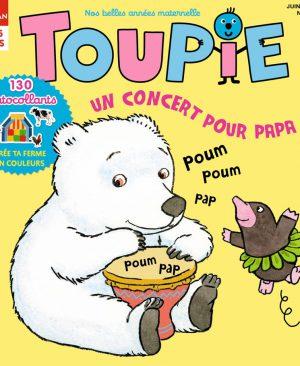 Toupie magazine : un concert pour papa