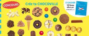 Concours Toupie : Créé ta chocoville
