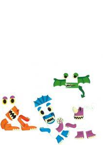 Gaspard, tes petits dinosaures sont merveilleux. On peut danser avec eux ?