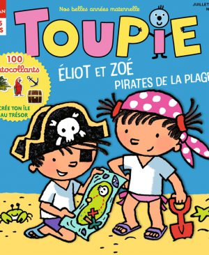 Les pirates de la plage ! Toupie Magazine