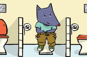 pipi culotte proprete bebe