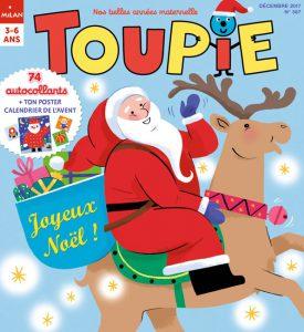 Joyeux Noël, avec Toupie magazine