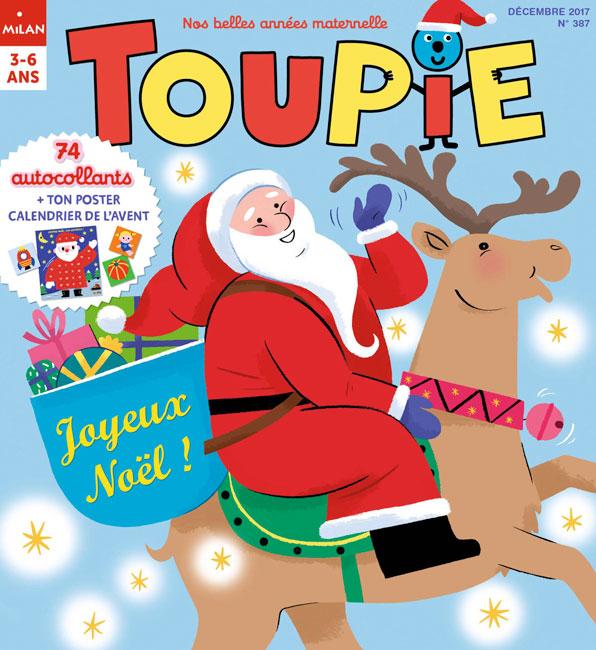 Chanson Un Joyeux Noel.Joyeux Noel Avec Toupie Toupie