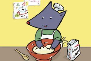 tiloulou cuisiner comptine enfant bebe
