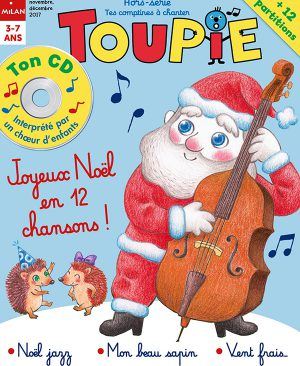 Joyeux Noël en 12 chansons avec Toupie !