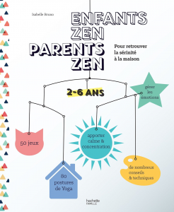Enfants zen Parents zen - Isabelle BRUNO