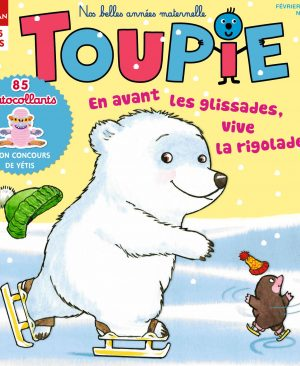 Toupie Magazine : attention ça glisse !