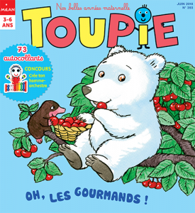 Toupie - Oh les gourmands