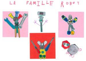Félicitations, Maeva, tes petits robots sont trop mignons !