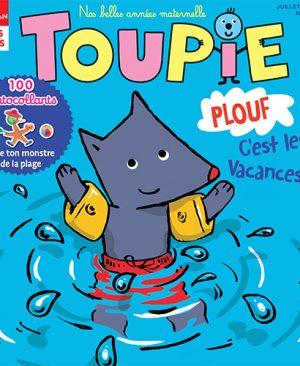 C'est les vacances - Toupie magazine