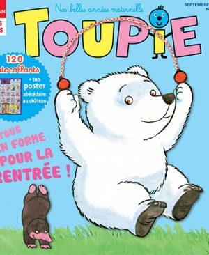 Tous en forme pour la rentrée avec Toupie magazine