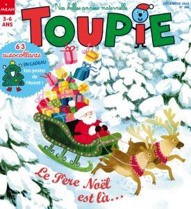 Toupie Magazine : Le Père Noël est là...