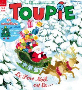 Le Père Noël est là... Toupie Magazine