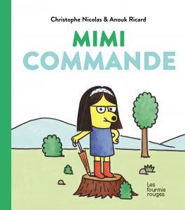 """Livre pour rire """" Mimi commande"""" - Toupie Magazine"""