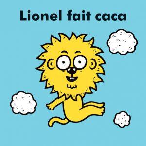 """Livre pour rire """" Lionel fait caca"""" - Toupie Magazine"""