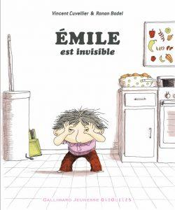 """Livre pour rire """" Émile est invisible"""" - Toupie Magazine"""