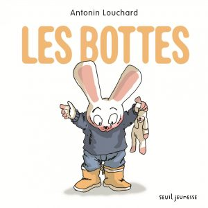 """Livre pour rire """" Les bottes """" - Toupie Magazine"""