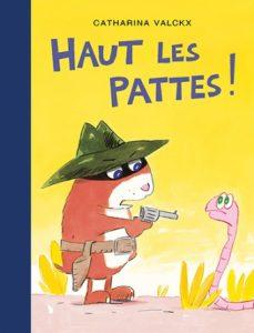 """Livre pour rire """" Haut les pattes ! """" - Toupie Magazine"""
