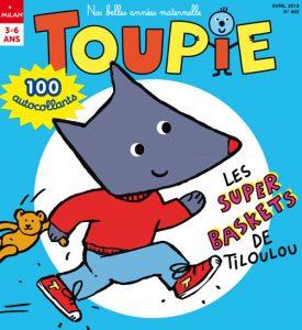 Les super baskets de Tiloulou ! Toupie Magazine